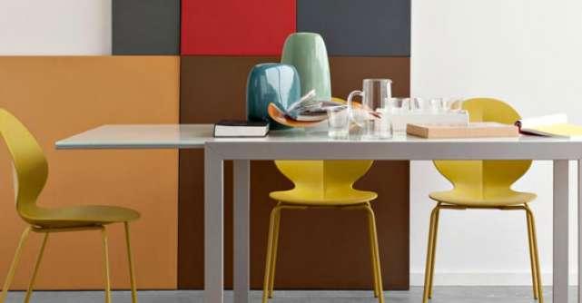 HOT: 25 de piese de mobilier galbene