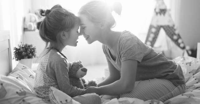 De ce e bine ca părinții să ceară iertare copiilor?