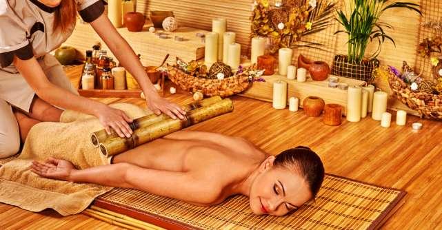 15 motive pentru care să alegi masajul cu bambus