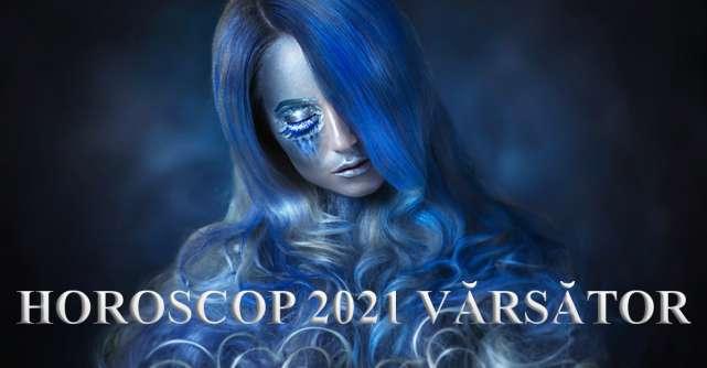 Horoscop 2021 Vărsător: succes pe toate planurile, iubire intensă și schimbări cruciale