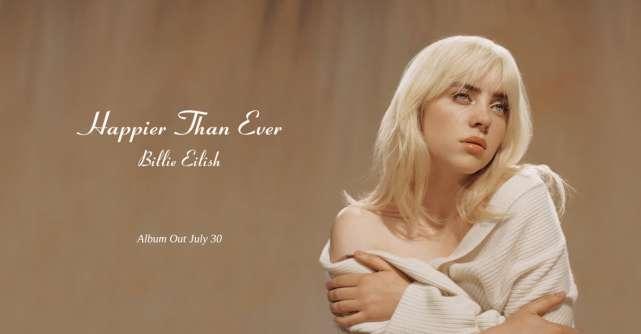 Billie Eilish lanseaza piesa Lost Cause