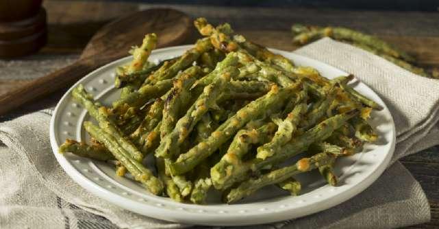 Reteta pentru cele mai bune pastai de fasole verde la cuptor