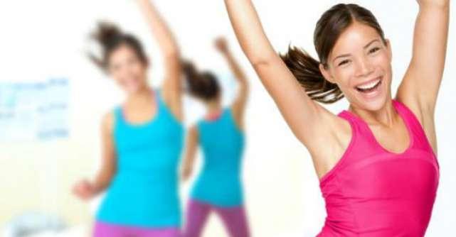 Slabire si distractie: 8 programe de zumba, fitness si aerobic