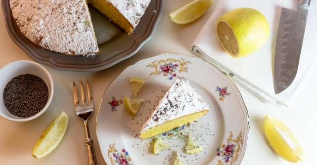 Cel mai bun tort fara zahar rafinat, cu crema de vanilie si lamaie.  Racoritor, perfect pentru vara