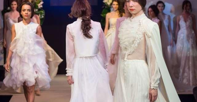 Marie Ollie @Bucharest Bridal Fashion Show - Independenta stilistica a miresei nonconformiste