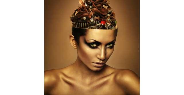 Femeia de ciocolata