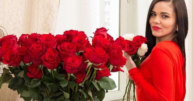 Floria lanseaza cea mai vasta colectie de flori  dedicata Valentine's Day