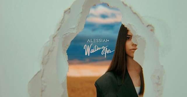 """Alessiah lanseazăcel de-al patrulea single din carieră– """"Waiting For"""""""