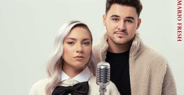 JO și Mario Fresh colaborează pentru prima oară și cântă Vestirea nașterii Lui