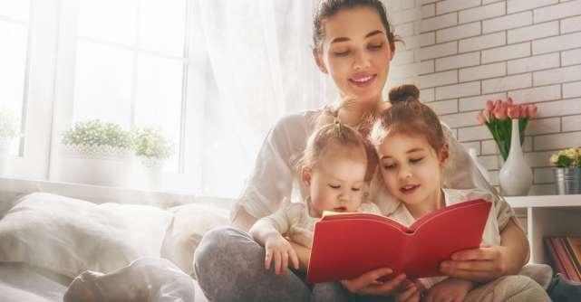 Cărți de parenting pe care merită să le citești