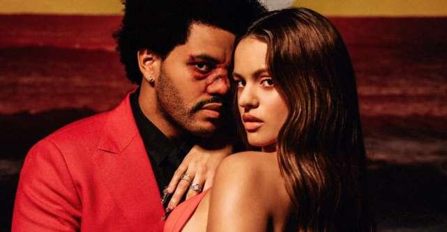 The Weekndcelebreaza aniversarea primului an deBlinding Lights cu un remix alaturi de Rosalia