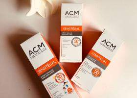 Protectie solara pentru piele sensibila