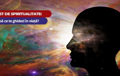 Test de spiritualitate: Dupa ce te ghidezi in viata?
