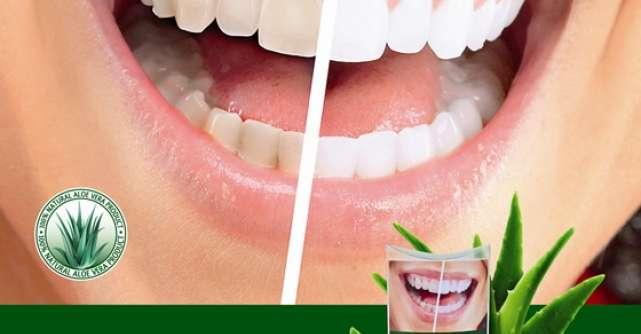Pure Smile - un concept 100% natural de albire a dintilor