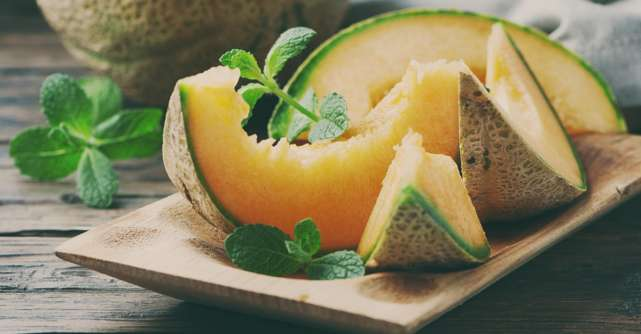 Beneficiile extraordinare pe care le aduce pepenele galben