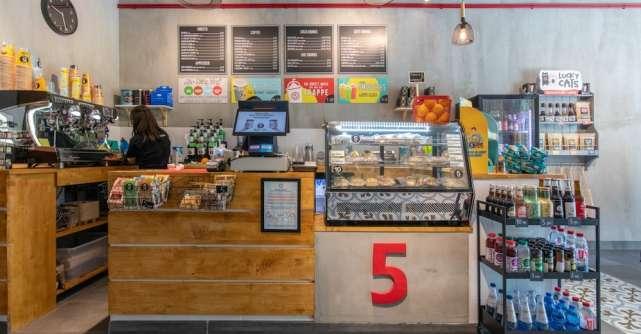 5 to go își consolidează poziția în Constanța prin achiziția unui lanț local de cafenele