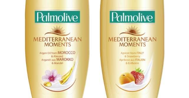 Inspiratie mediteraneana: Noile geluri de dus Palmolive Mediterranean Moments!