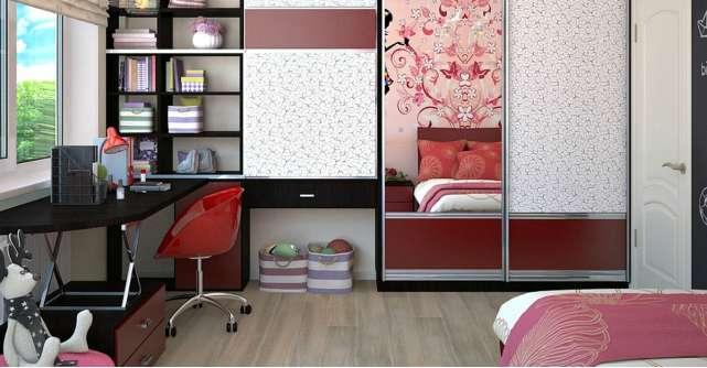 Veselie și culoare: scaune de birou pentru camera copilului ștrengar