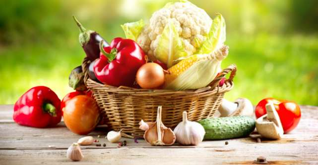 Diete fulger cu fructe si legume. Cum slabesti rapid si sanatos!