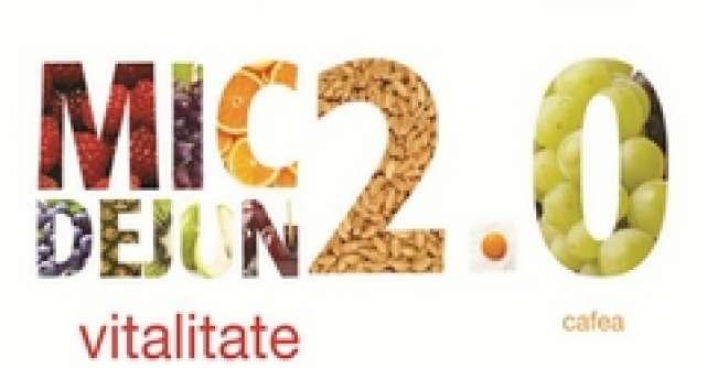Lansarea cartii Mic Dejun 2.0 un nou record mondial