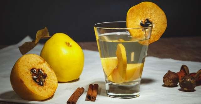 Remedii naturale inedite cu gutui