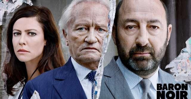 Primul serial difuzat la Focus Sat TV în 12 iulie este Baron Noir