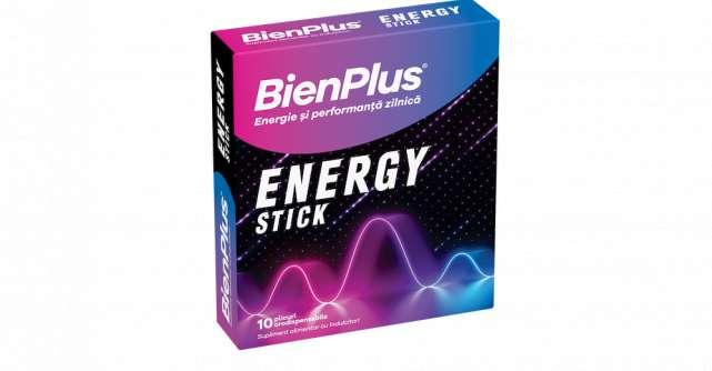 Parcă nu mai ai deloc energie? Ia BienPlus Energy Stick!