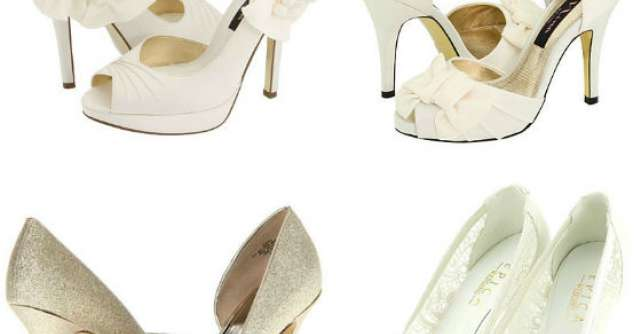15 Pantofi de Mireasa Superbi