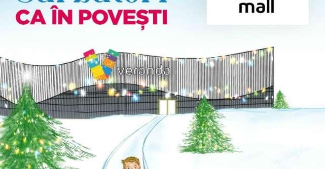 De Moș Nicolae, Veranda Mall organizează Marea Ghetăreală