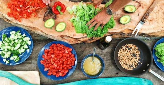 Gătește acasă rapid și sănătos, ca un adevărat chef