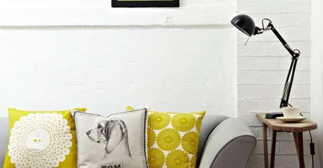 Cum poti utiliza materialele textile, pentru a schimba aspectul locuintei