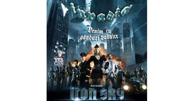 Premiera: Iron Sky. Invazia