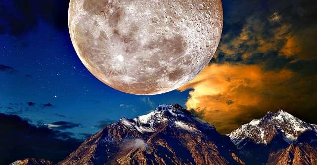 Luna Plina de pe 13 octombrie ne va incarca sufletele cu toate emotiile posibile
