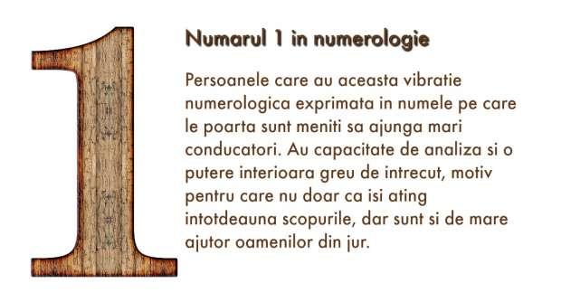 Semnificatia numerologica a numelui tau