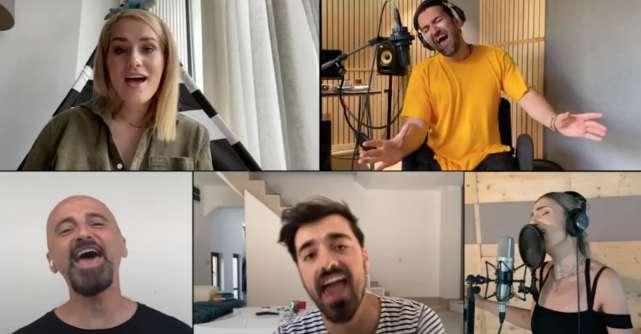 Smiley, Alina Eremia și Liviu Teodorescu susțin o campanie despre importanța radioului în această perioadă