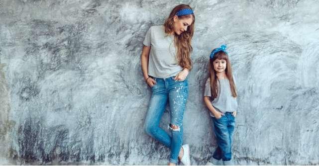 Tricouri personalizate pentru familie – distractie in 3