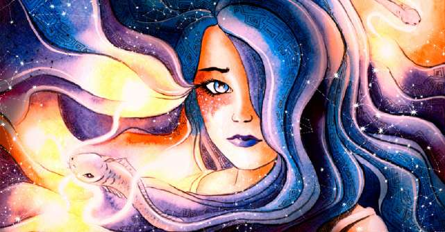 19 Februarie 2021: Soarele intră în Pești. Ne contopim cu iubirea primită de la Univers și intrăm în contact cu emoțiile noastre