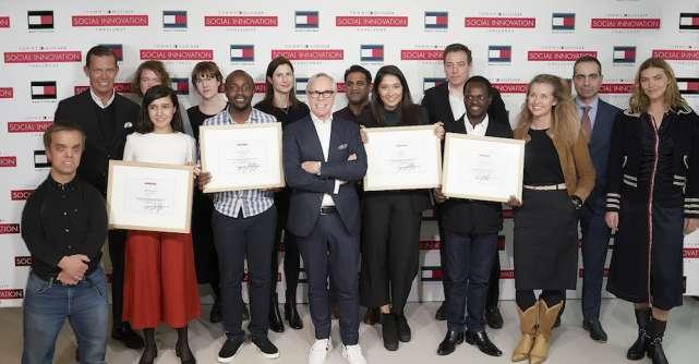 Tommy Hilfiger anunta finalistii Fashion Frontier Challenge