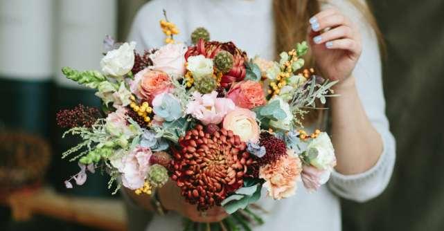 Floria.ro: 4 milioane de flori livrate în 9 ani de online