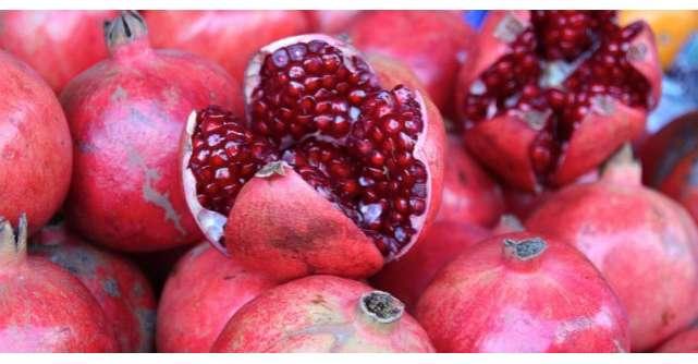 6 beneficii uimitoare ale consumului de rodie