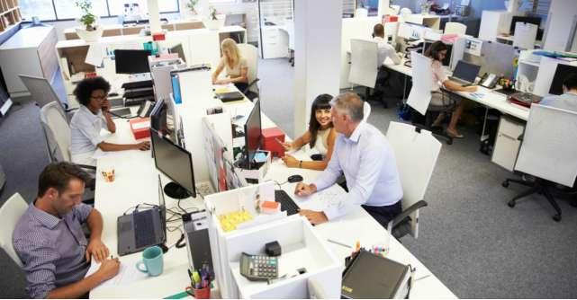 Cum poate fi imbunatatita atmosfera de la serviciu cu ajutorul luminii