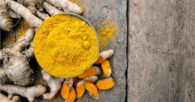 Turmericul, condimentul minune pentru sanatate