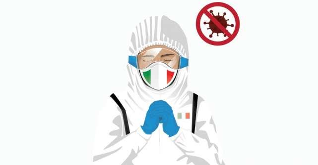 Moment emoționant în întreaga Italie: Oamenii au ieșit la balcoane să aplaude personalul medical
