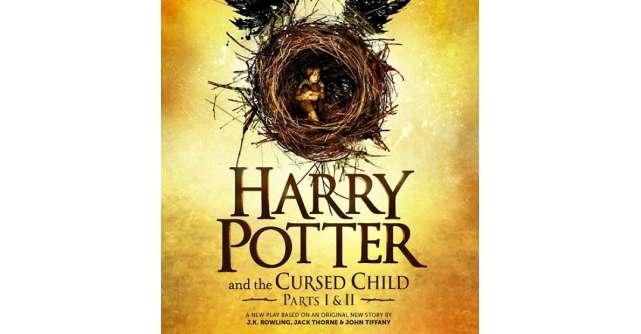 Harry Potter: Cea de-a Opta poveste.