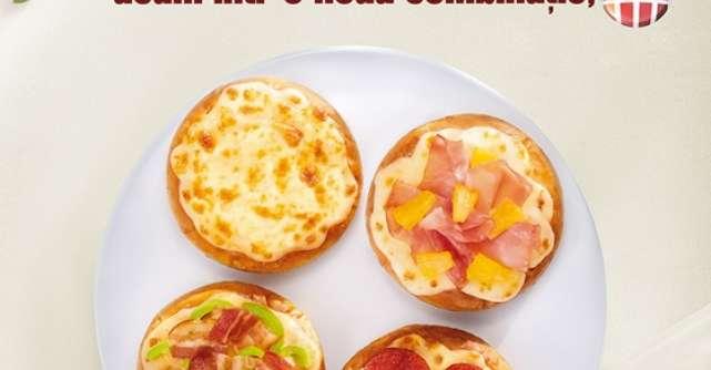 Pizza Hut lanseaza iPAN:  4 pizze intr-o singura portie