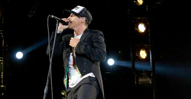 Red Hot Chili Peppers, un concert de neuitat