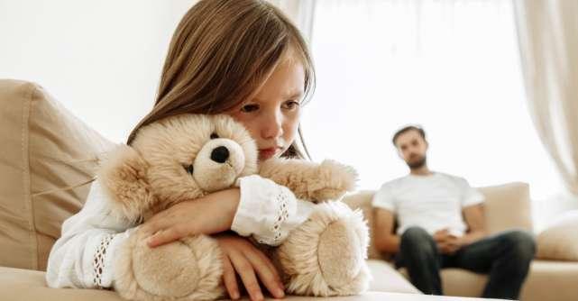 Probleme cu tatăl în copilărie = Probleme de cuplu la maturitate
