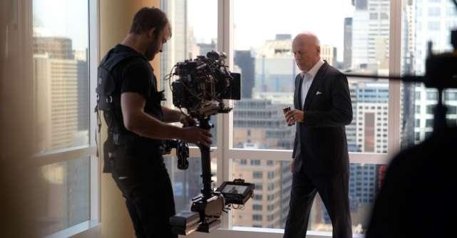 Bruce Willis și Zuleyka Rivera: împreună într-un spot TV