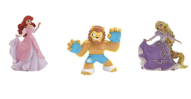 8 Figurine din desene animate și povești pe care copiii le vor adora