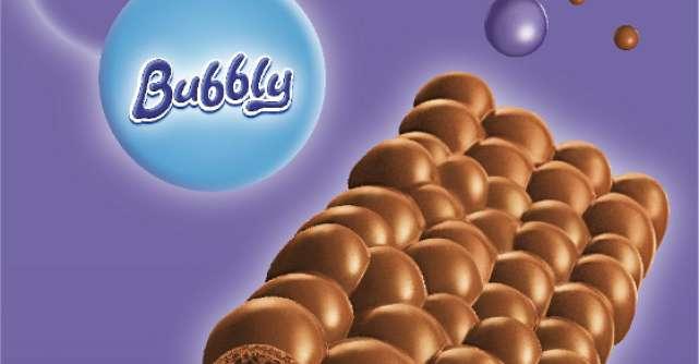 Noutatea toamnei: Ciocobule pline de bucurie de la Milka Bubbly